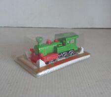 MAJORETTE série 200 Locomotive Western Réf 278  1/64 EXCELLENT ETAT BOITE