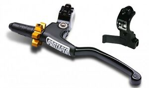 PRO TAPER PROFILE CLUTCH PERCH & LEVER ASSEMBLY & HOT START CRF YZF RMZ KXF MX
