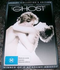 GHOST - 2-Disc DVD set special Collector's edition  Patrick Swayze Demi Moore