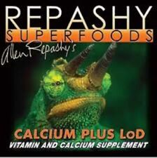 Repashy Calcium plus LoD 85 - 500g Calcium et vitamines pour reptiles