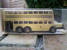 """Ancien BUS WIKING HO 1:87 BERLIN BUS D 38 """" PERSIL """" Neuf en boite d'origine"""