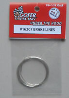 BRAKE LINES 1:24 1:25 GOFER RACING CAR MODEL ACCESSORY 16207