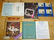Kings Quest IV-Les dangers de Rosella-Commodore Amiga (testé)