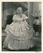VIRGINIA BRUCE Beautiful Original Vintage 1934 JANE EYRE Monogram Portrait Photo