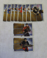 2002-03 Pacific Exclusive Destined For Greatness Hockey Set (10) Nash Kovalchuk