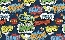 """Jersey Eigenproduktion """" Batsch Boom Bang """" dunkelblau - Comic - Emmilove"""