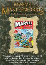 Marvel Masterworks Vol 149 Marvel Mystery Sub-Mariner Human Torch Nazis HC OOP