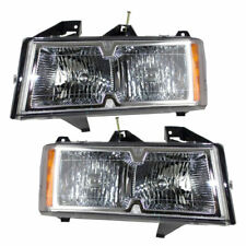 FOUR WINDS HURRICANE 2008 2009 2010 PAIR HEADLIGHTS HEAD LIGHTS FRONT LAMPS RV
