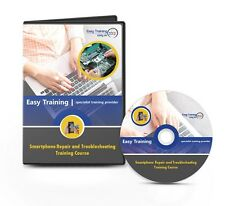 Mobile Phone Repair and Troubleshooting (Smartphone) Training Course CD