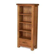 More than 200cm High Oak Living Room Cabinets