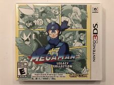 Mega Man Legacy Collection [ Nintendo 3DS ] Complete w/Post Cards