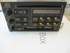Corvette Bose Gold AM FM Cassette CD player Rebuilt 92 93 for your old unit