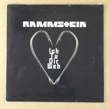 """RAMMSTEIN - Mein Herz brennt ***LTD 7""""-Vinyl***NEW***sealed***"""