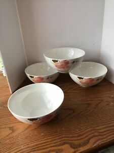 Oneida Amore Soup Or Cereal Bowl Set Of Four