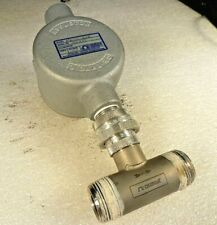 Omega Flsc 62a Ft 37913 Direct Mount Signal Conditioner Gas Turbine Flow Meter