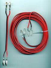 5m Zusatzeinspeisung für Carrera Digital 124 / 132 / ProX - wie 20584 - 2x1,5mm²
