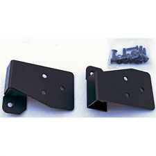 Rugged Ridge Jeep Wrangler Tj 03-06 Mirror Relocation Bracket Pair 11025.03 BLK
