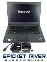 """Lenovo ThinkPad T440 i5-4300U 1.90GHz 500GB HDD 8GB RAM Win10 14"""" - READ #55984"""