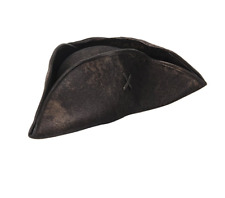 elope Pirate Pirates of the Caribbean Jack Sparrow-Like Hat Halloween Costume