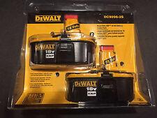 (NEW) DeWalt 18V XRP DC9096-2 Battery 2 pack (NEW)