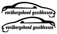 2 Stk, Peugeot 206cc Cabrio Aufkleber (3) Super Teile
