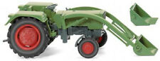 WIKING 089003 - 1:87 - FENDT FARMER 2S trattore agricolo pala frontale (1968)
