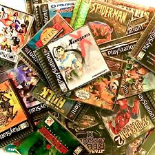 Playstation 1 PS1 Games ~ Huge Selection to Choose From!! ~ Cleaned & Tested ~