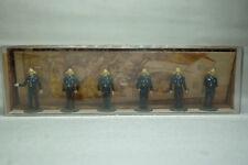 Vintage Mahale Figurines Box - gauge H0 - Fire Brigade Set - Box 2371 (1.fig-18)