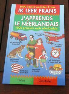 Livre neuf : J'apprends le néerlandais - Ik leer Frans