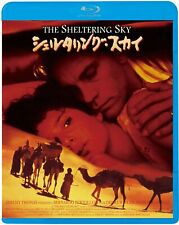 The Sheltering Sky [Blu-ray]