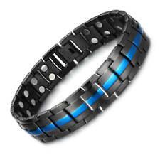 Magnet Bracelet men women therapy Balance Energy Stress Arthritis Pain Relief