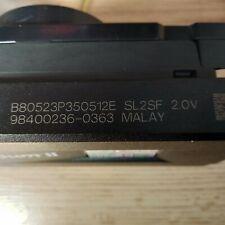 Intel Pentium II 350 MHz B80523P350512E SL2SF 2.0+ VentiladorSlot 1 / SC242