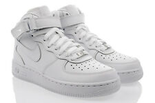 Nike Air Force 1 Mid GS 0085 314195 113 40 Bianco