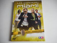 DVD - LES EXPERTS : MIAMI N° 9 / SAISON 2 / EPISODES 9 à 12