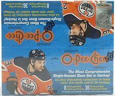 2020/21 Upper Deck O-Pee-Chee Hockey 36-Pack Retail Box