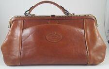 Oroton Leather Handbag Doctor Bag Made in Australia