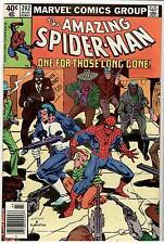 AMAZING SPIDERMAN #202 vs the PUNISHER (1980) NM (9.4)