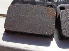 SAAB 99L/2.0 1974-80 REAR BRAKE PADS MINTEX MGB594 (RARE)