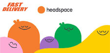 Headspace 1 year Subscription Meditation Mindfulness App 1 Year iPhone Android