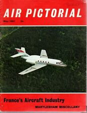 May Monthly Air Pictorial Transportation Magazines Aircraft