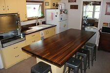 "Forever Joint Walnut Butcher Block Top 1-1/2""x26""x72"" Kitchen Countertop"