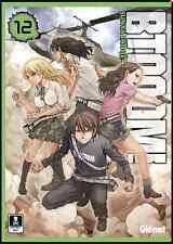 manga BTOOOM! tome 12 Jun'ya Inoue Glénat Neuf jeux Vidéo Junya Otogi Matsuri VF