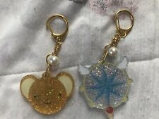 Cardcaptor Sakura Clear Card Gitter Keychain
