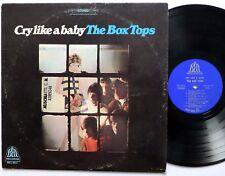 BOX TOPS Cry Like A Baby LP Rock n Soul ORIG. press   e74
