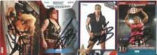 HAND SIGNED TRADING CARDS From TNA IMPACT KNOCKOUT ODB Signed To You! 4-Card Lot
