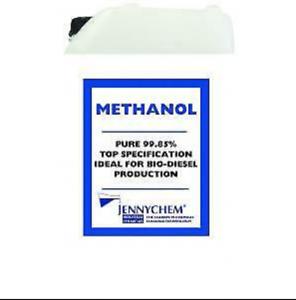 Methanol 99.85%  METHYL ALCOHOL/ METHANOL FUEL  5l -25L