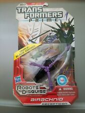 Transformers Prime Robots in Disguise Airachnid Deluxe Action Figure MOSC