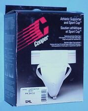 """New listing COOPER Men`s Ice-Hockey CUP Jock with SPORTS Cup Senior SIZE SMALL FITS 30""""- 38"""""""