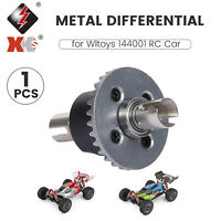 Upgrade Metal Differential Gear for Wltoys XK 144001 1/14 2.4GHz RC Buggy Car