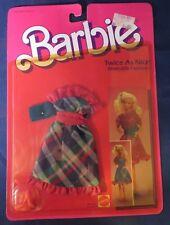 Barbie Twice As Nice Reversible Fashions Dress & Shoes No. 7953 Nrfp